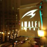 Kinzie hotel was previously the Amalfi