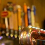 9 beers on tap