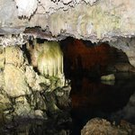entrada de la gruta