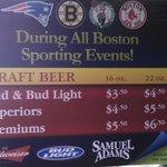 Boston sports specials