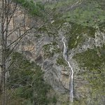 Waterfalls from spring run-off