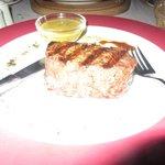 Great steak in the steak house