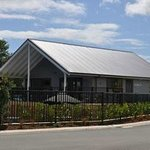 Modern Lounge & Kitchen facility building