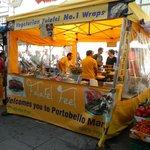 Chiosco dei Falafel Wrap