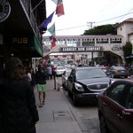 street view looking toward cannery row