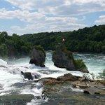 Watervallen van Schaffhausen