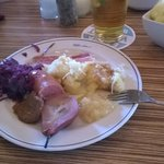 carne e verdure miste in tipico stile dutch