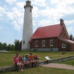 We enjoyed the lighthouse! Gift shop was very nice!