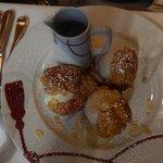 LE GRAND CAFÉ CAPUCINES - Profiteroles