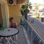 Room 501+ Fantastic large balcony
