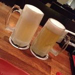 Dose dupla de chopp no happy hour!!!