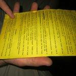 Tap List