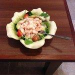 very delicious salad