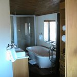 Second bathroom in Penthouse Suite