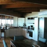 Kitchen in Penthouse Suite