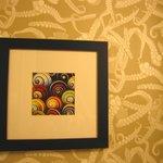 Bathroom Art and Wallpaper