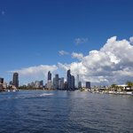Crusing on the Nerang River