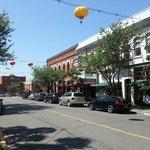 Chinatown de Victoria.
