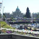 Parlamento da Columbia Britânica.