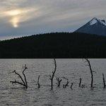 The lake @ sunset