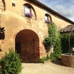 Our home away from home in Tuscany