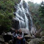 cachoeira Véu de Noiva.