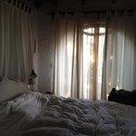 La Guaria bedroom