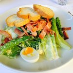 "Incredible Caesar Salad ""Customs House Hotel Newcastle"""