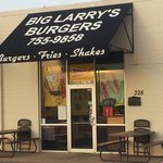 Best burger joint for miles and miles!! Very nice staff and service.
