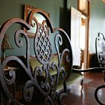 Lasker Inn Chair Detail