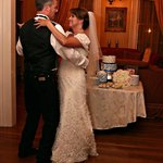 First Dance Lasker Inn Reception