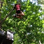 Photo de Big Bear Ziplines