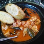 City Cafe Seafood Stew