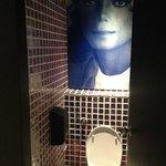 туалет  отеля ( не в номерах)