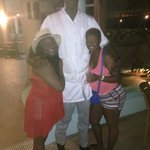 7feet basket ball player so nice