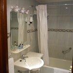 Hotel Parma バスルーム