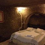 quarto na pedra
