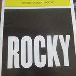 Rocky on Broadway