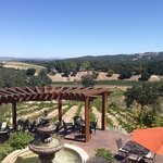 Fantastic View from Winery
