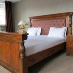 Very comfortable King Bed
