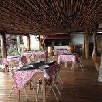 La Kaleta seating area