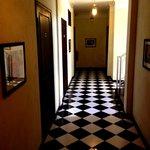 Room hallways