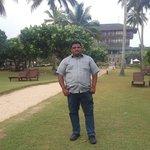 At bentota beach resort