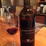 Um bom vinho californiano