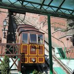 Funicular to Castle Hill