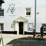 The Kings Arms, Salcombe