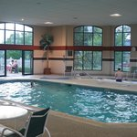 Indoor pool #2 and hot tub