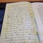 Recipe Original Handwriting