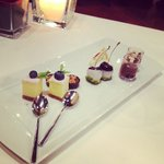 Десерты превосходны!!!