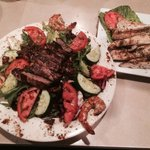 Yummy Surf & Turf salad